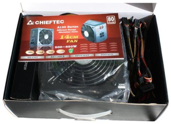 Chieftec A135 750w Modular Psu